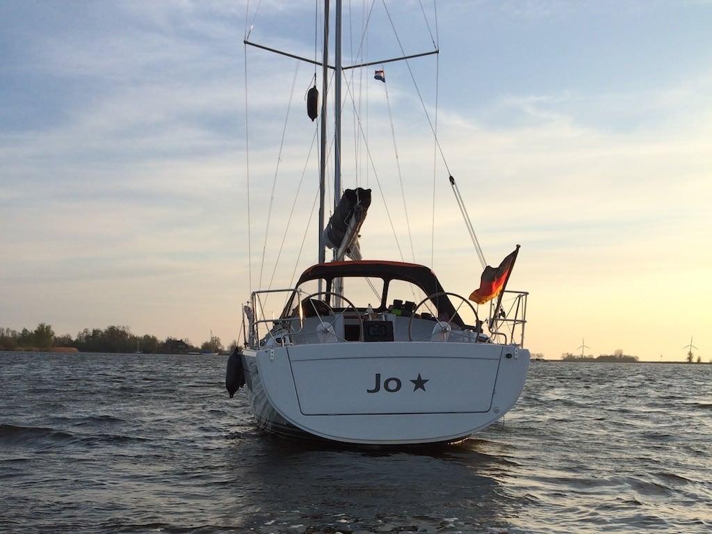 Sailing Yacht Hanse 345