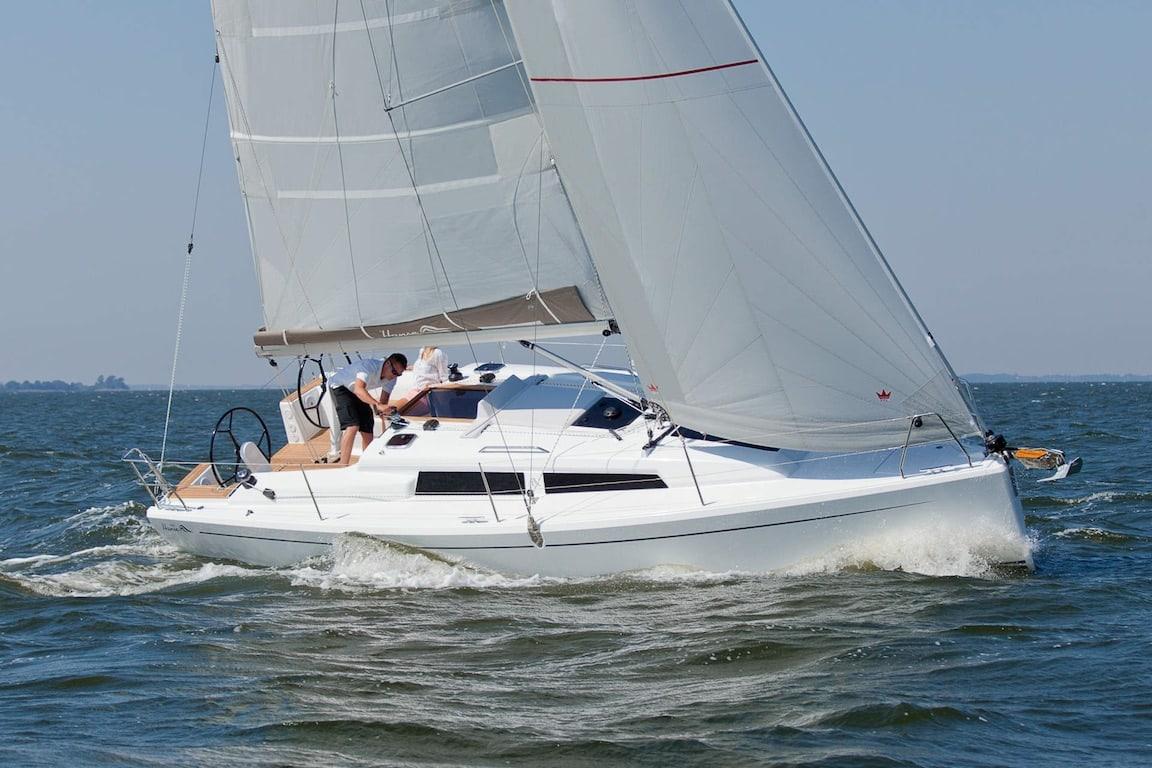 Sailingyacht Hanse 315