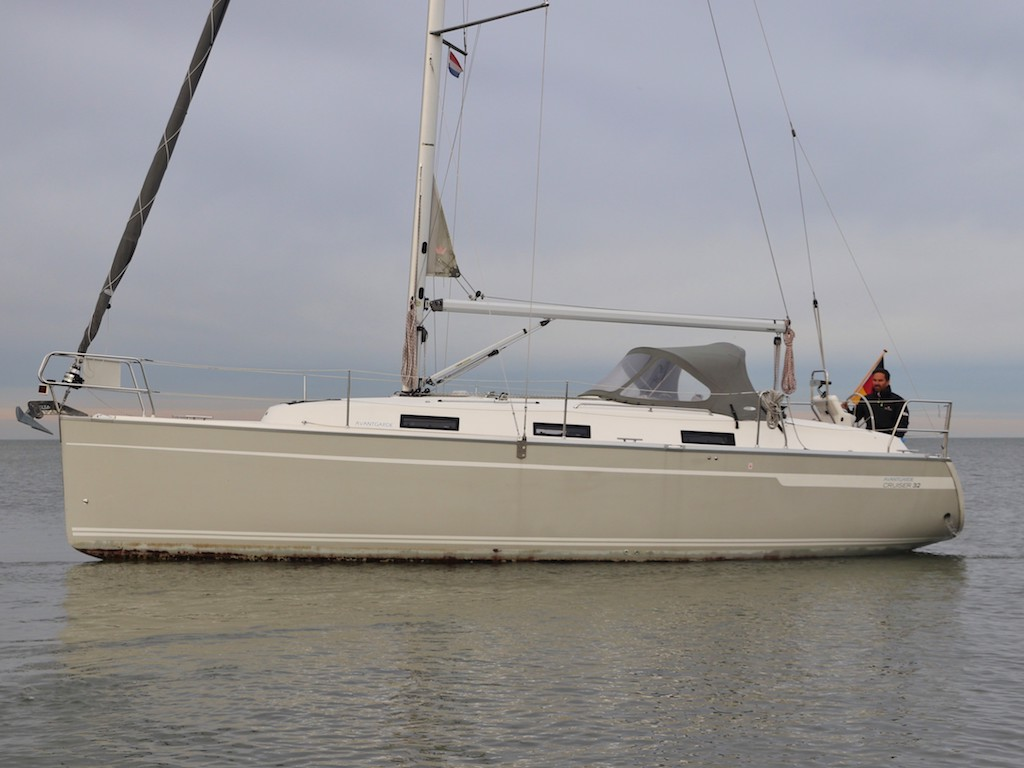 "Sailingyacht Bavaria 32 ""Hope"""