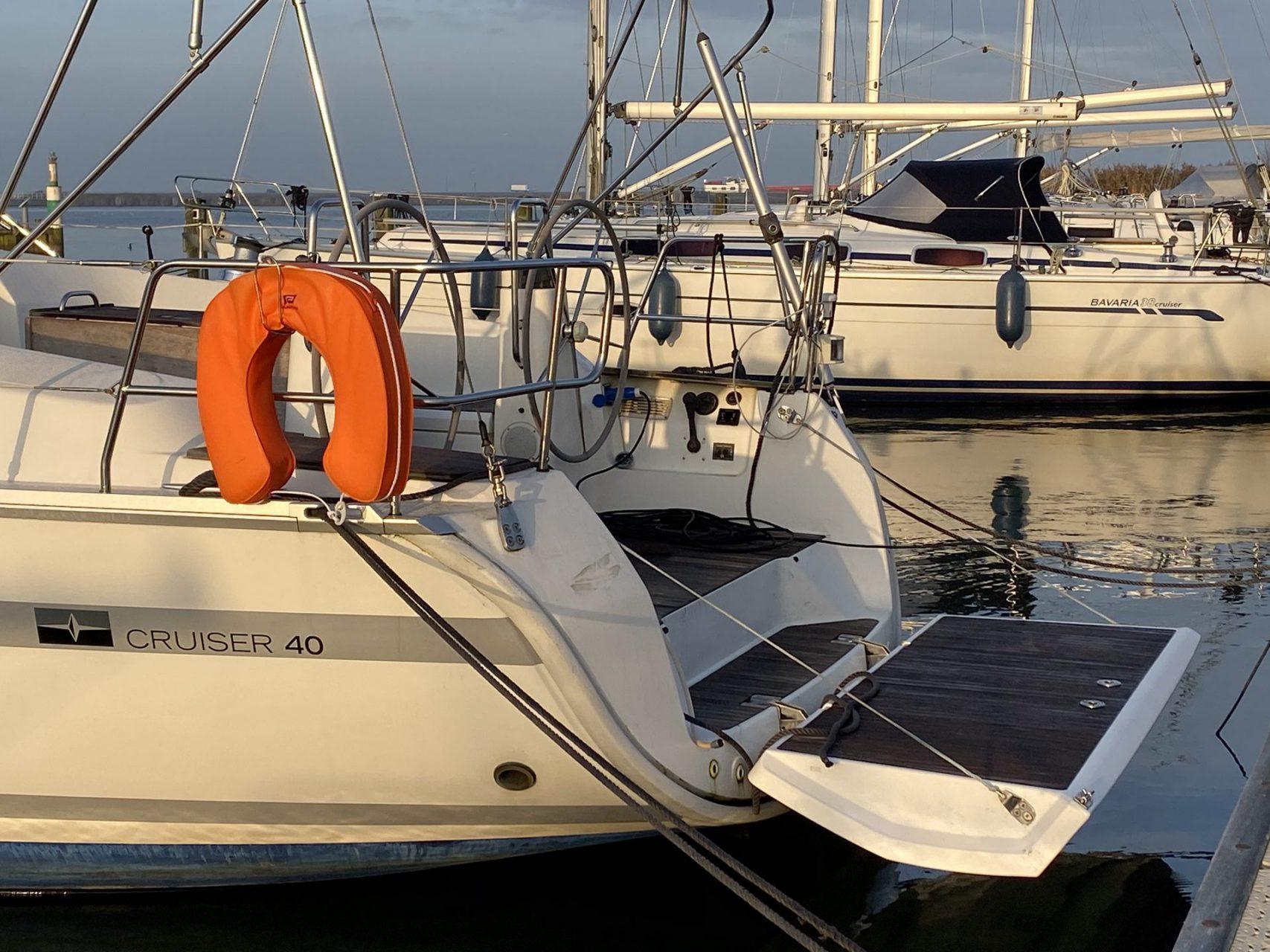 Sailingyacht Bavaria 40